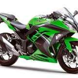 Ninja 300 2014 Verde