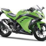 NINJA 250R 2013 Verde