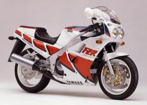 YAMAHA FZR1000 1987/1995