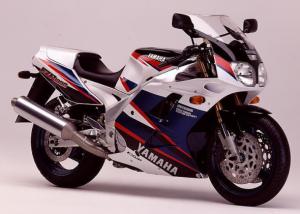 YAMAHA FZR1000 1987/1995-89