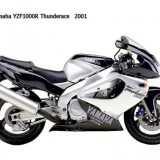 Yamaha YZF1000R (Thunderace) 1996–2003