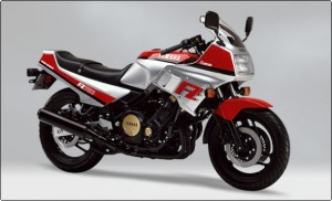 YAMAHA FZ 750 1985/1991