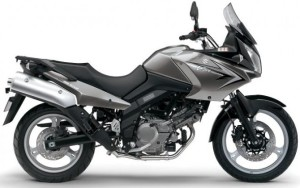 SUZUKI V-STROM 650 2012