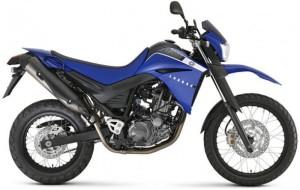 XT 660R 2012 Azul