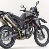 XT 660R 2013 Traseira