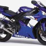 YZF R1 2002 Lateral