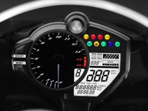 YZF R1 2013 Painel