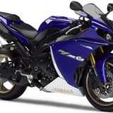YZF R1 2013 Lateral
