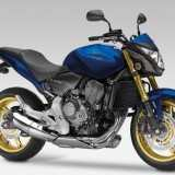 CB 600F HORNET 2013 Lateral (Europa)