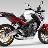 Honda CB 650F 2014 Traseira