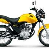 CG 150 FAN 2013 Amarela