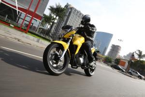 HONDA CB 300R FLEX 2013