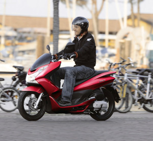 HONDA SCOOTER PCX 150 2013