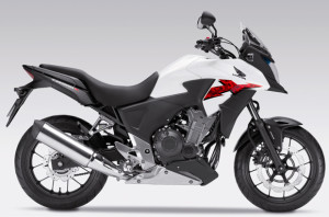 CB 500X 2013 LATERAL