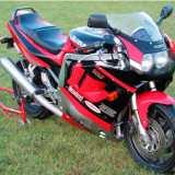 SUZUKI GSX R1100A 2001