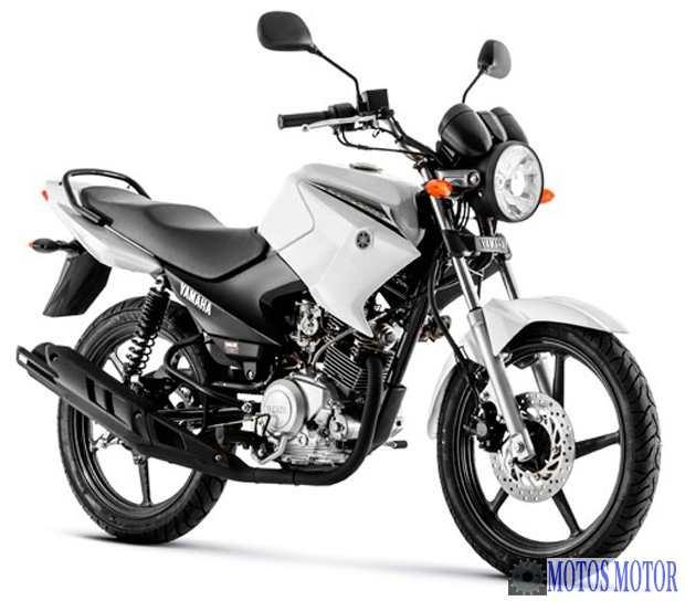 Yamaha Factor YBR 125 2015 branca