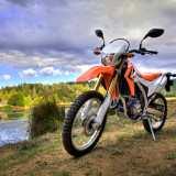 CRF 250L 2013 FRENTE