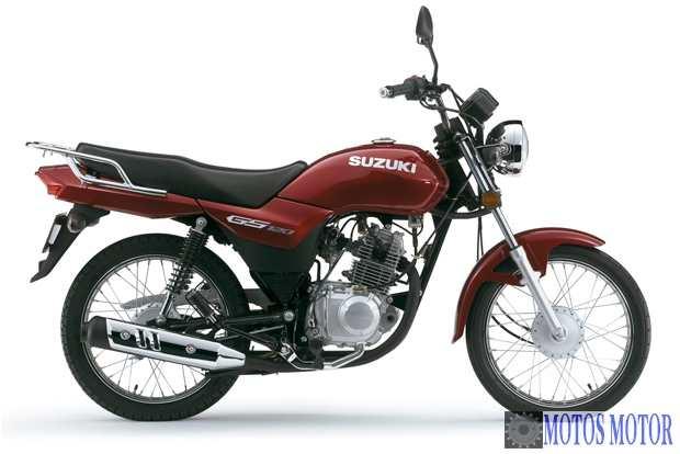 SUZUKI GS 120 2014