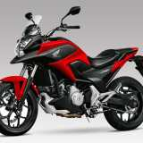 NC 700X 2014 Vermelha