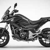 NC 750X 2015 Preta