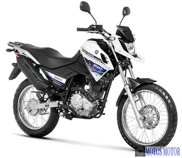 xtz 150 crosser ed 2015 motos motor. Black Bedroom Furniture Sets. Home Design Ideas