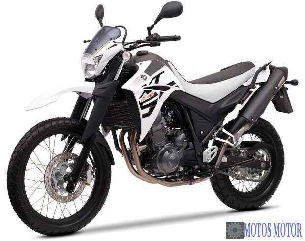 XT 660R 2014 - EU - Branca