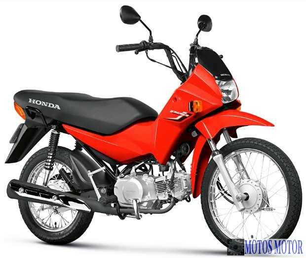 POP 100 2015 - Honda