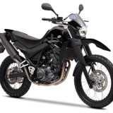 XT 660R 2014 - EU - Preta