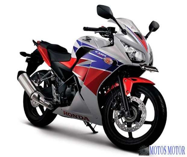 CBR 250R 2014 Indonésia