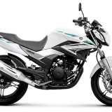 Yamaha Fazer 250 2016 Lateral