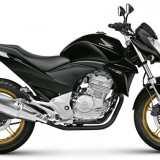 Honda CB 300R 2015 Preta