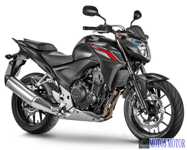 Honda CB 500F 2015