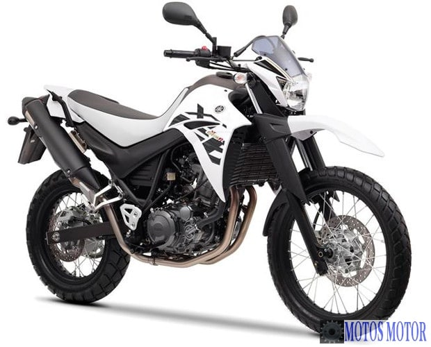 Yamaha Xt 660r Cross Trail