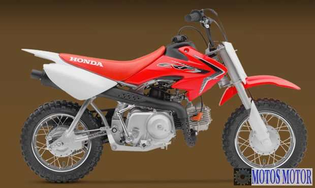 Honda CRF 50F 2015