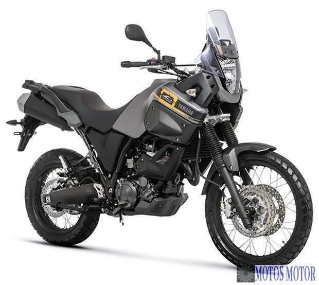 XT 660Z 2015