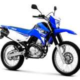 Yamaha XTZ 250 2016