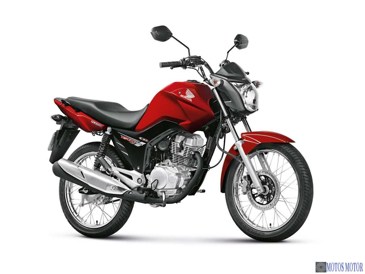 CG 125 e 150 Fan urbanas » Motos Motor
