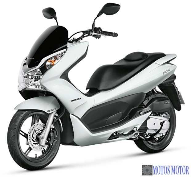 Honda scooter pcx 150 2017 motos motor for 2017 honda pcx 150