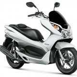 Honda PCX 150 2013 branca