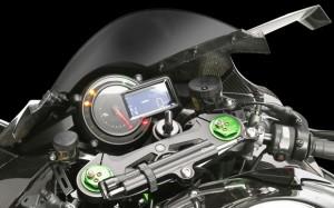 Kawasaki H2R Painel