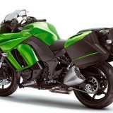 Ninja 1000 2015 bauletos
