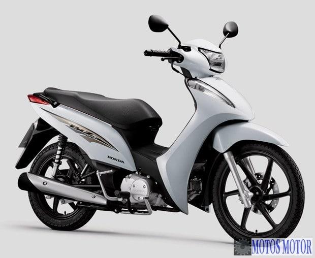 Honda Biz 125 EX 2016