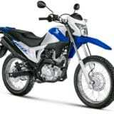 Honda NXR Bros ESDD Azul