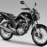 CG 150 Titan ESD 2015 Preta