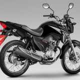 Honda CG 150 Titan ESD 2015