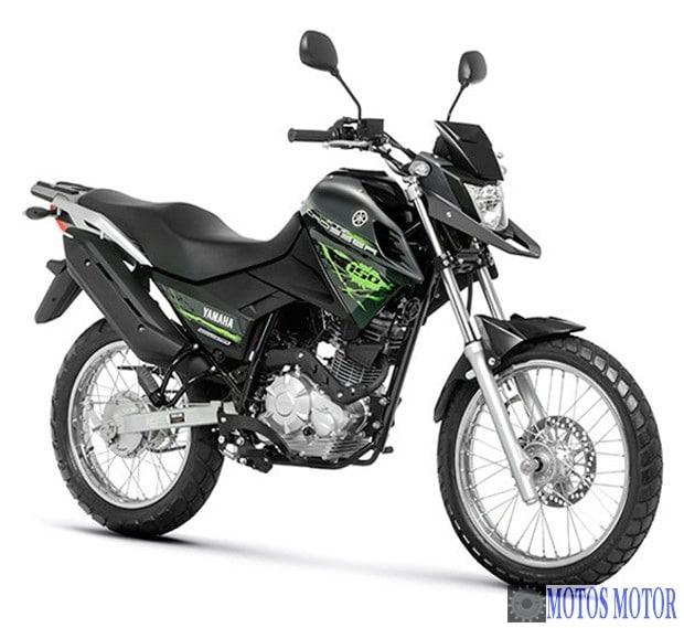 Yamaha Crosser 150 2016