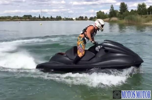 Jet Ski com motor Hayabusa