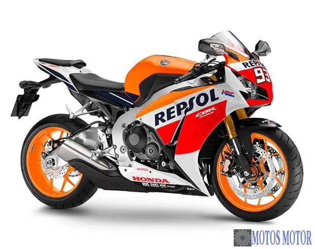 Honda CBR 1000 RR 2016