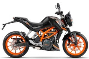 Duke 390 2016 - KTM