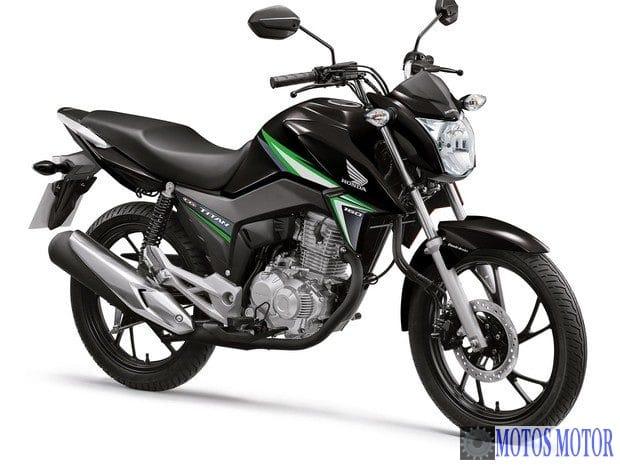 Honda CG Titan 160 2017
